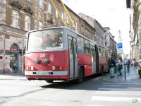 Будапешт. Ikarus/Ganz 280 №201