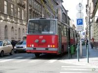 Будапешт. Ikarus/Ganz 280 №227