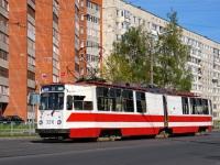 Санкт-Петербург. ЛВС-86Т №3210