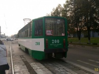 Новокузнецк. 71-608КМ (КТМ-8М) №200