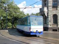 Рига. Tatra T6B5 (Tatra T3M) №35241