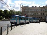 Рига. Tatra T3A №30079, Tatra T3A №30081