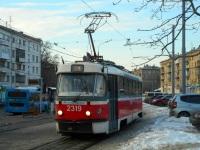 Москва. Tatra T3 (МТТА-2) №2319