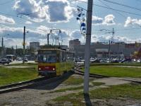 Барнаул. Tatra T6B5 (Tatra T3M) №3155