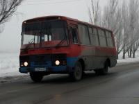 Новошахтинск. ПАЗ-3205 о028вн