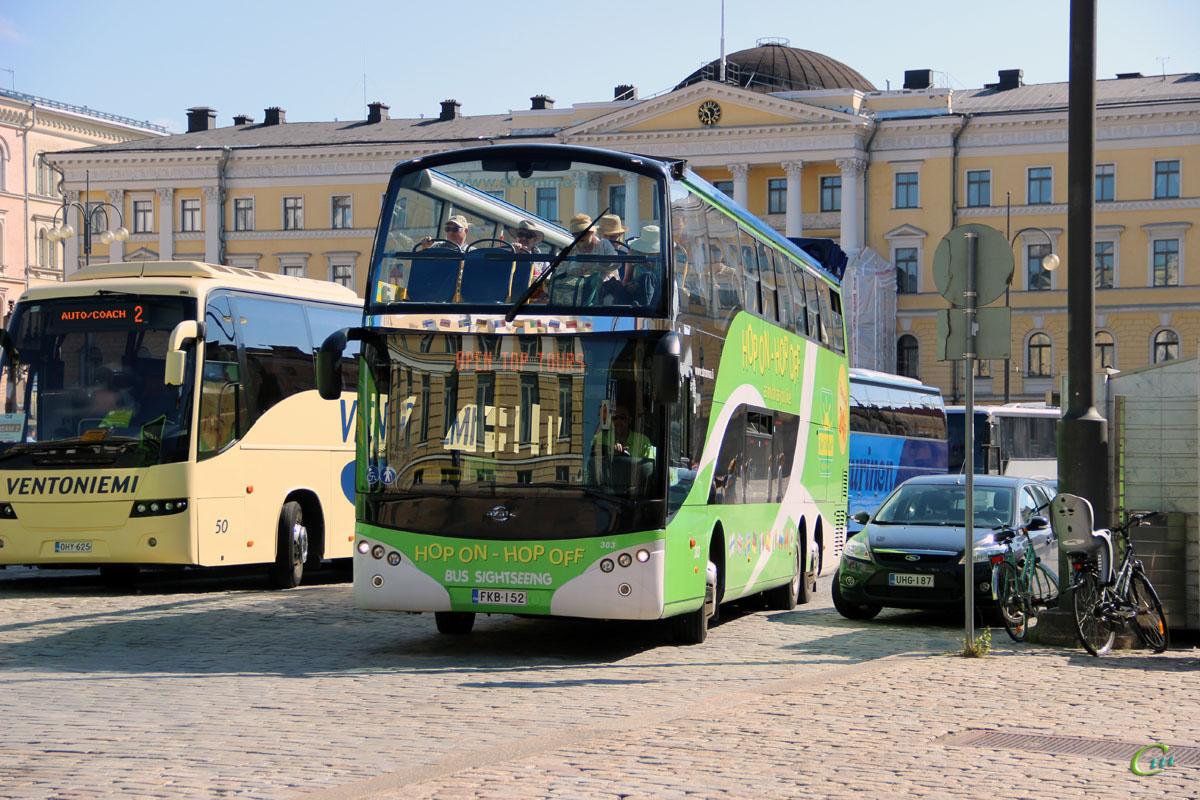 Хельсинки. Ayats Bravo I FKB-152