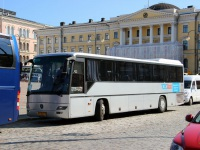 Хельсинки. Mercedes O560 Intouro ат107