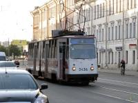 Санкт-Петербург. ЛВС-86К №3436