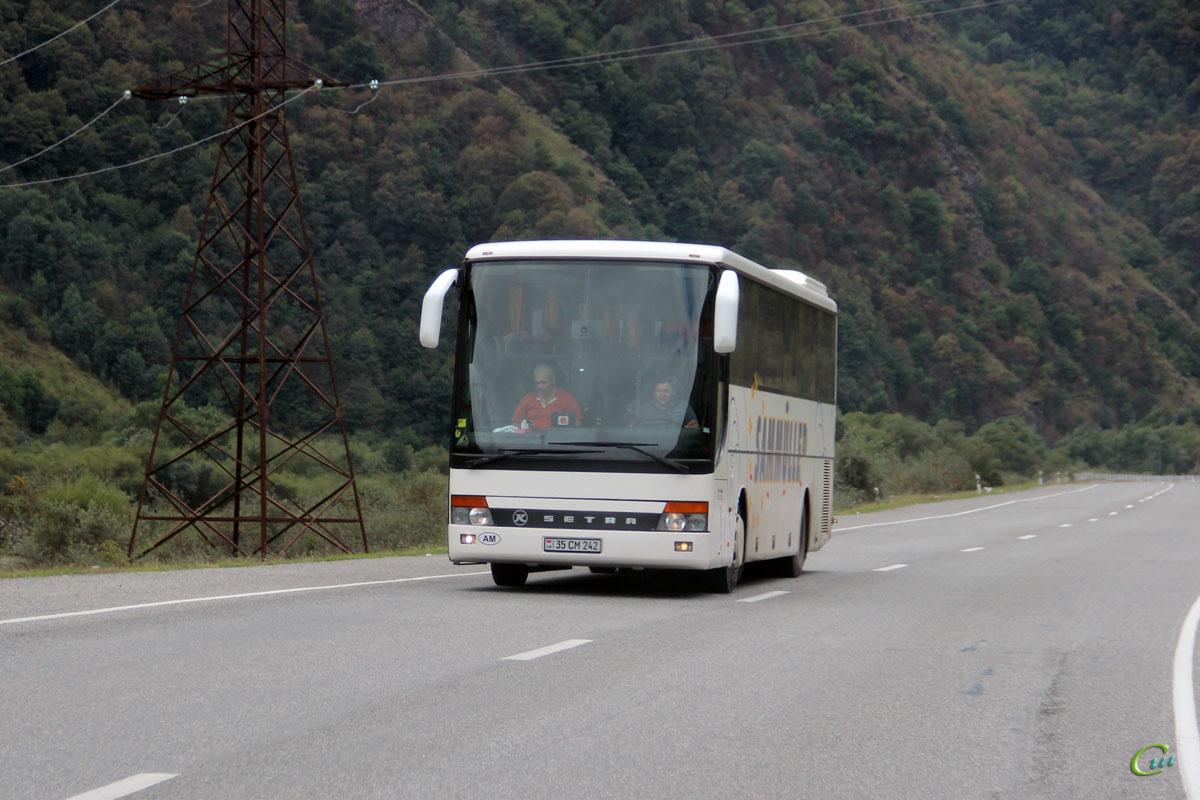 В Грузии нашли обходной путь для доставки российских туристов