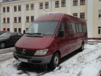 Минск. Mercedes-Benz Sprinter 411CDI 3231EA-7