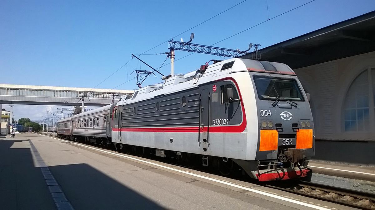 Хабаровск. Э5К-004