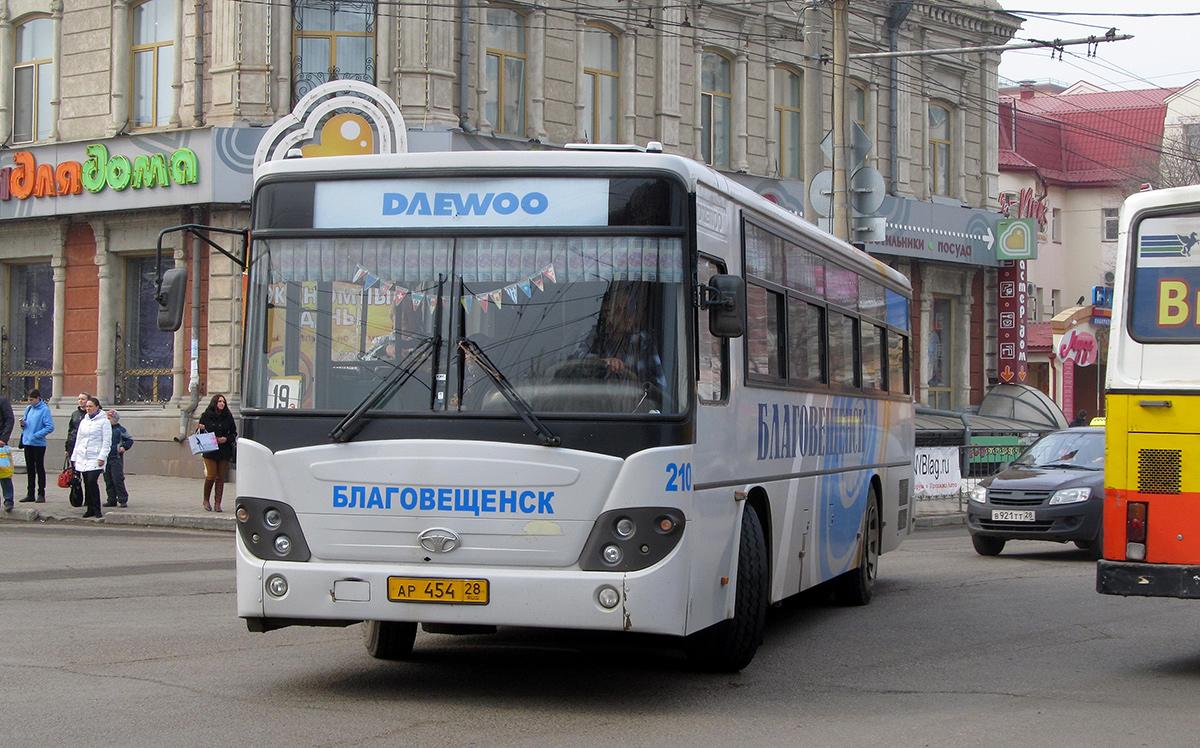 Благовещенск. Daewoo BS106 ар454