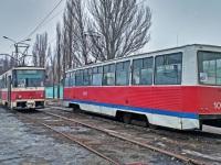 Николаев. Татра-Юг №2001, 71-605 (КТМ-5) №1066