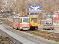 Хабаровск. 71-605 (КТМ-5) №352, 71-605 (КТМ-5) №362