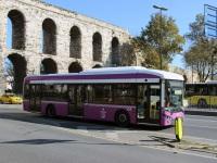 Стамбул. TCV Karat L CNG 34 JP 2303