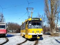 Николаев. 71-605 (КТМ-5) №1073, Tatra T3M.05 №1120