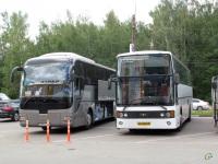 Иваново. MAN R07 Lion's Coach к533кн, Van Hool T815 Acron вр540