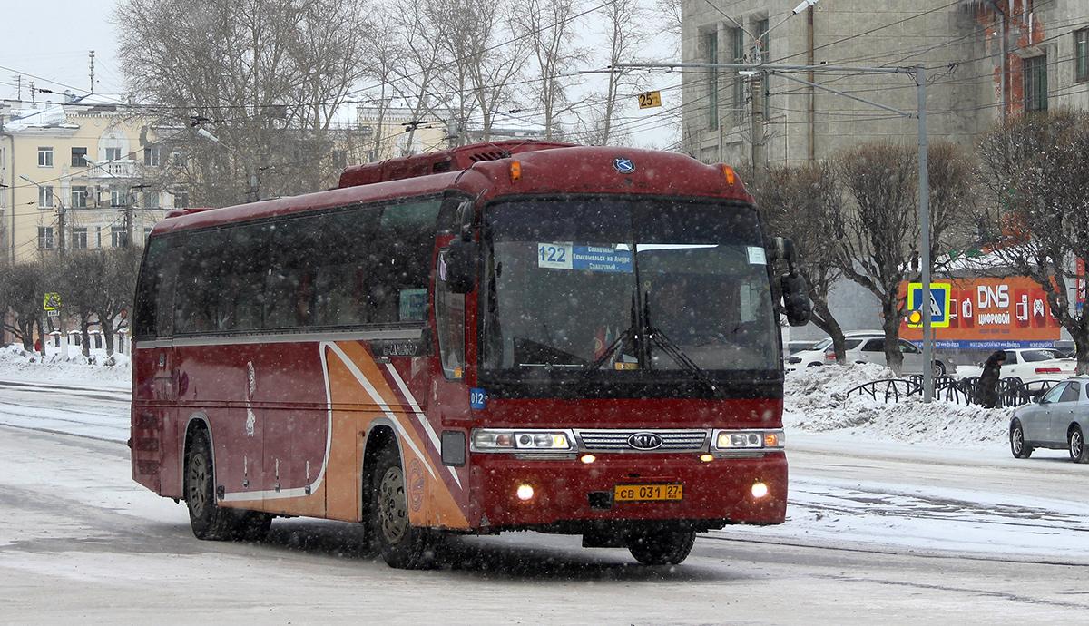 Комсомольск-на-Амуре. Kia Granbird Super Premium св031