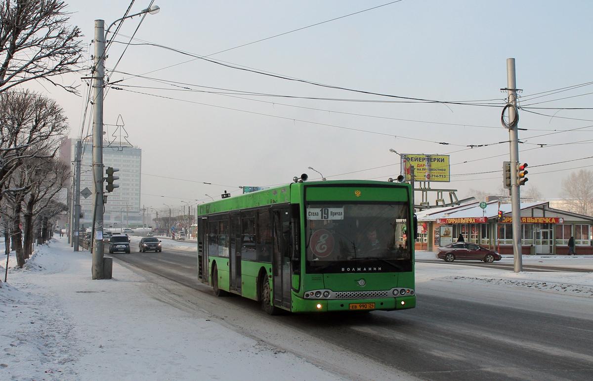 Красноярск. Волжанин-5270.06 ев990