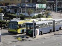 Будапешт. Van Hool AG300 LOV-878, Ikarus 435 BPO-543