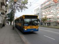 Вильнюс. Mercedes O405G BCR 345