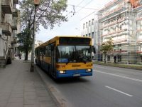 Вильнюс. Mercedes-Benz O405G BCR 345