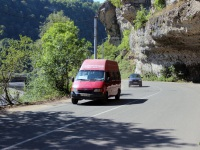Чиатура. Ford Transit TEA-608