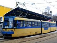 Киев. Tatra KT3 №402