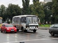 Воронеж. ПАЗ-3205 о061ат