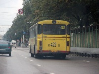 Воронеж. Mercedes O305 ат422
