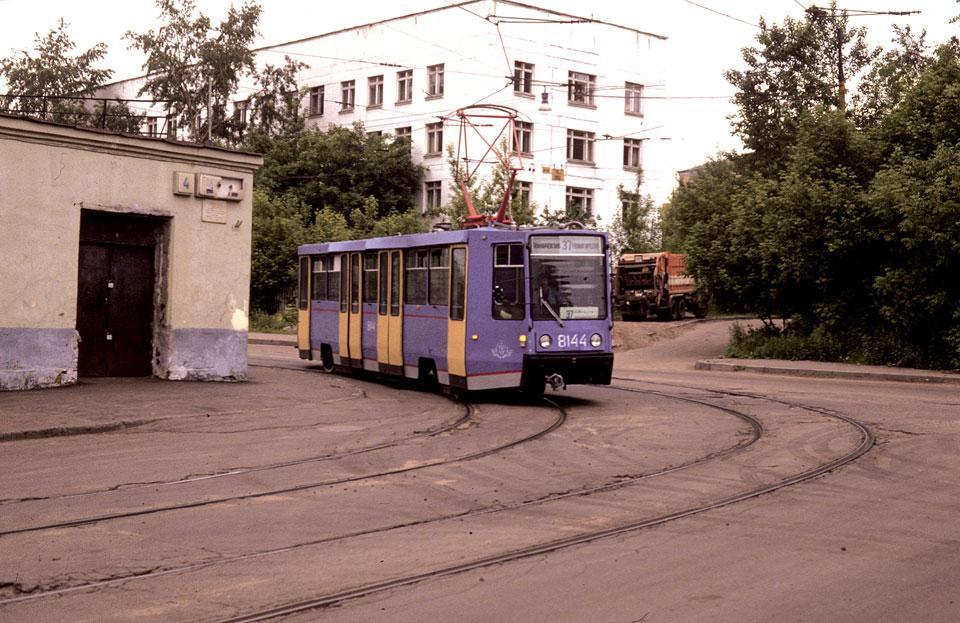Москва. 71-608К (КТМ-8) №8144