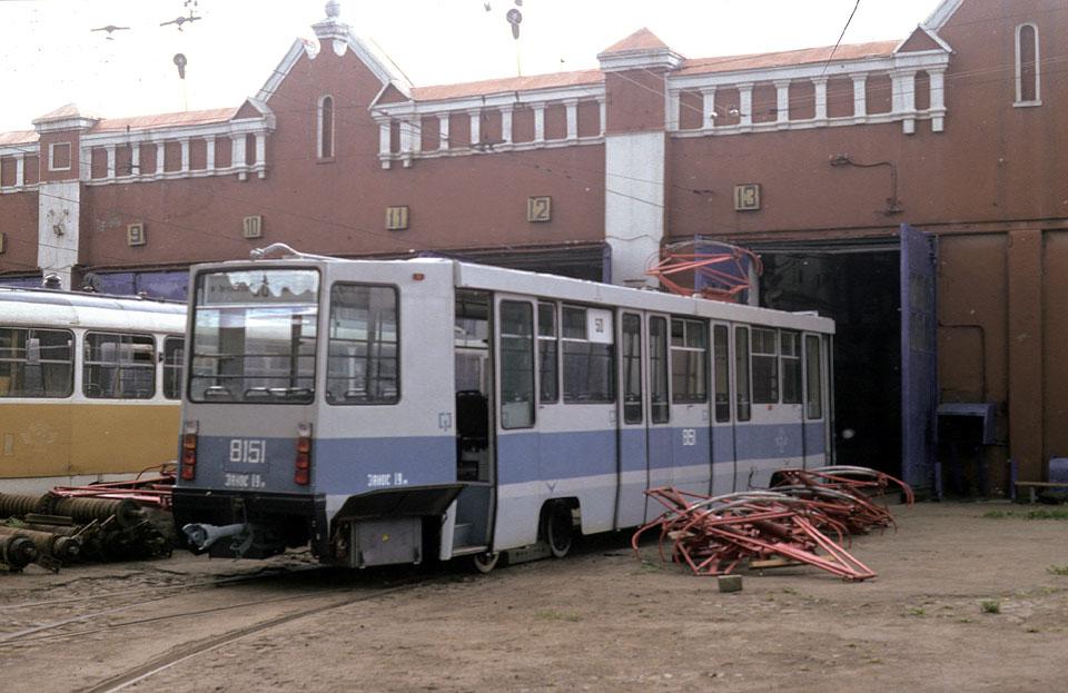 Москва. 71-608К (КТМ-8) №8151