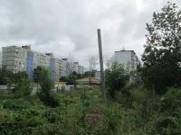 Хабаровск. От кольца на изначальной версии маршрута трамвая №6 осталось лишь одно напоминание - одинокая опора