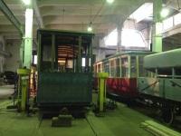 Санкт-Петербург. Трамвай на восстановлении