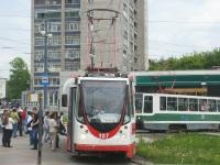 Хабаровск. 71-134А (ЛМ-99АВН) №107, 71-608К (КТМ-8) №393