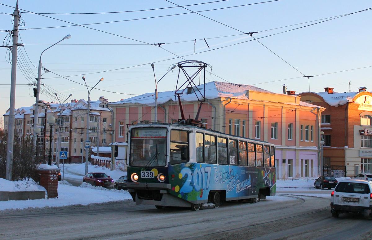Томск. 71-608КМ (КТМ-8М) №339