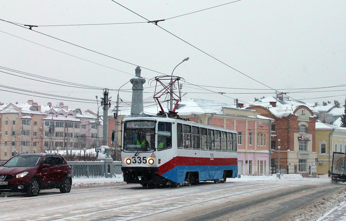 Томск. 71-617 (КТМ-17) №335