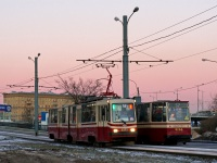 Санкт-Петербург. ЛВС-86К №8151