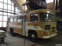 Москва. ПАЗ-672 №3517