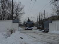 Минск. Впервые на сайте! Один из новых рестайлинговых троллейбусов АКСМ-321 на обкатке