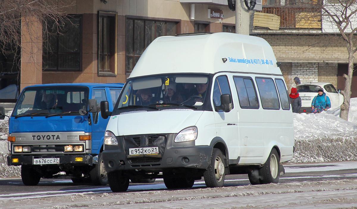 Комсомольск-на-Амуре. Луидор-2250 е952ко
