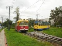 РВЗ-6М2 №338, 71-605 (КТМ-5) №353