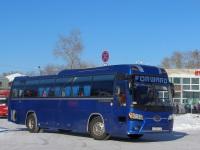 Комсомольск-на-Амуре. Kia Granbird Super Premium а434хт