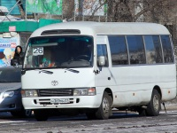 Комсомольск-на-Амуре. Toyota Coaster н369мн