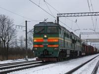 Санкт-Петербург. 2ТЭ116-1089