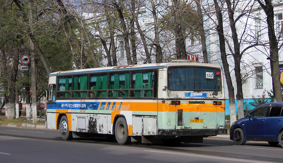 Комсомольск-на-Амуре. Daewoo BS106 св021