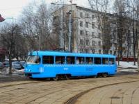 Москва. Tatra T3 (МТТЧ) №1419