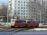Москва. Tatra T3 (МТТЧ) №1333