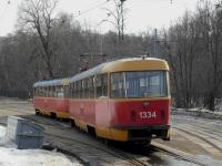 Tatra T3 (МТТЧ) №1334