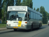 Липецк. Mercedes O405 ан029